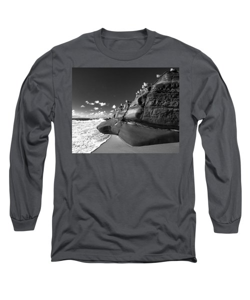 Untitled Long Sleeve T-Shirt by Ryan Weddle