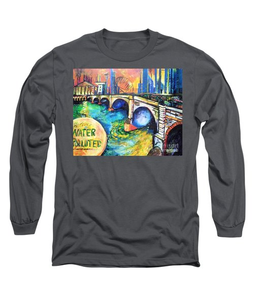 Van Gogh Today Long Sleeve T-Shirt