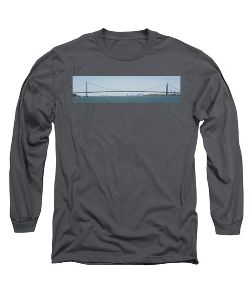 Verrazano Narrows Bridge Long Sleeve T-Shirt