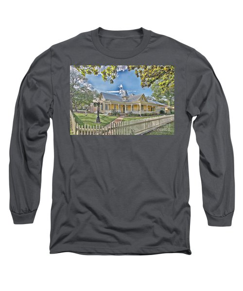 Victorian Sunday House Long Sleeve T-Shirt