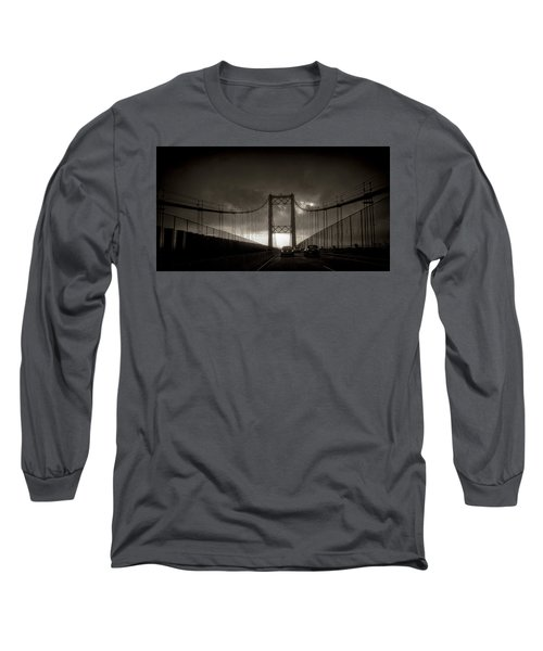 Vincent Thomas Bridge Long Sleeve T-Shirt