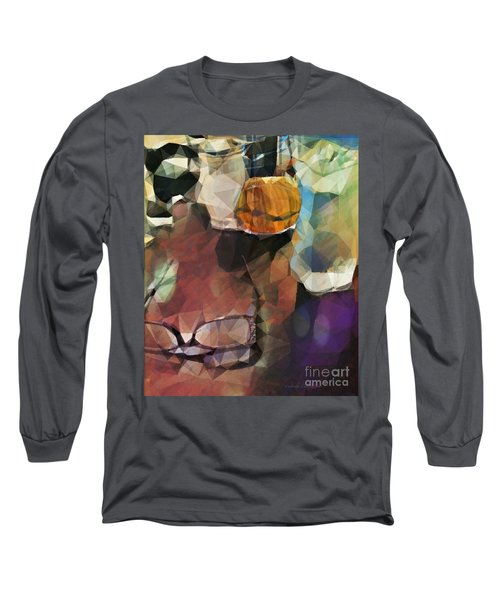 Long Sleeve T-Shirt featuring the photograph Waiting by Kathie Chicoine