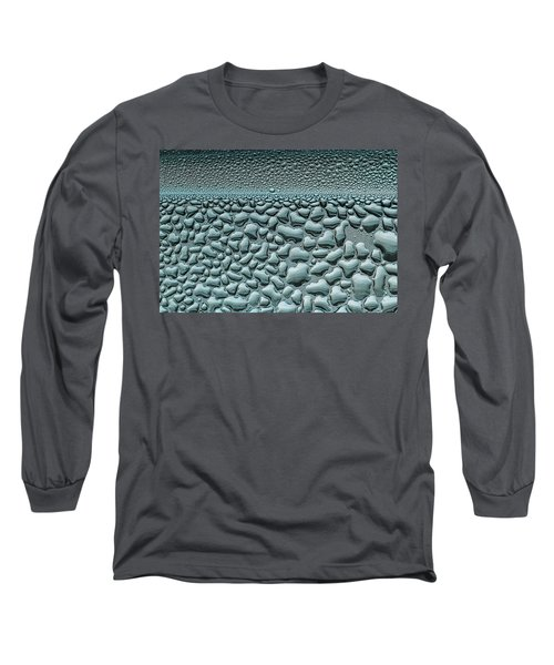 Water Drops Long Sleeve T-Shirt