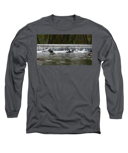 Waterfall 003 Long Sleeve T-Shirt