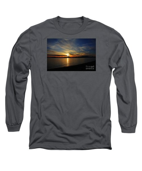 Welcome Beach 2015 3 Long Sleeve T-Shirt