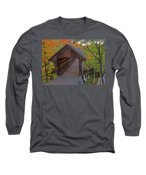 Welcoming Autumn Long Sleeve T-Shirt