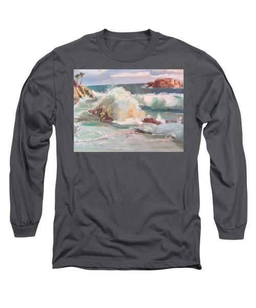 West Coast Long Sleeve T-Shirt
