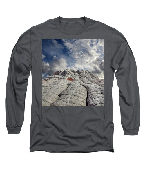 Long Sleeve T-Shirt featuring the photograph Where Heaven Meets Earth 2 by Bob Christopher