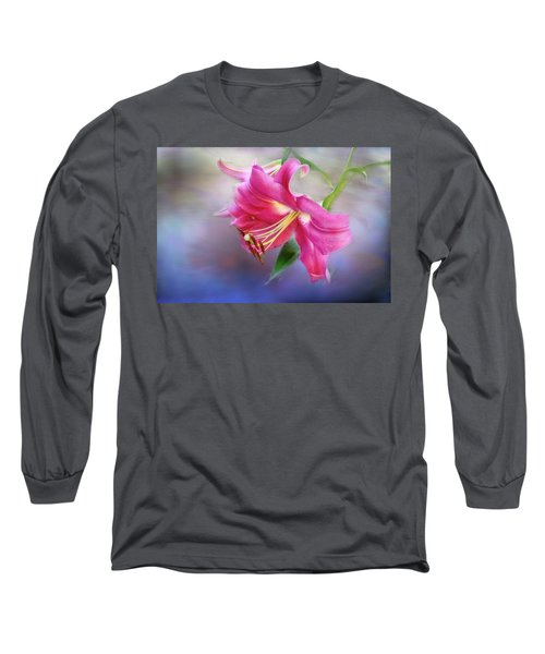 White Hall Lily Long Sleeve T-Shirt