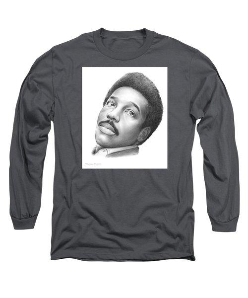 Wilson Pickett Long Sleeve T-Shirt