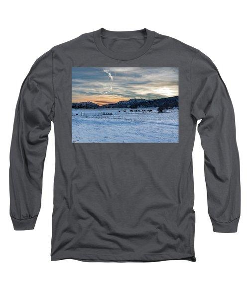 Winter Range Long Sleeve T-Shirt