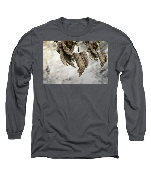 Withered Leaves Long Sleeve T-Shirt