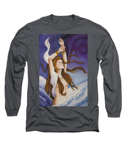 Woman Unleashed Long Sleeve T-Shirt