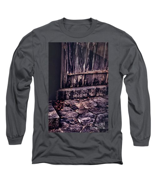 Wood And Stone Long Sleeve T-Shirt