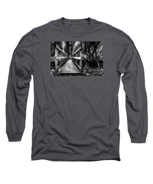 Wooden Bridge Long Sleeve T-Shirt