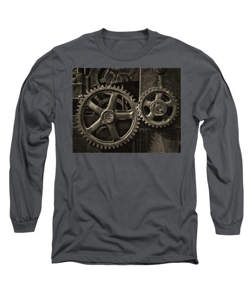 Working Together Long Sleeve T-Shirt