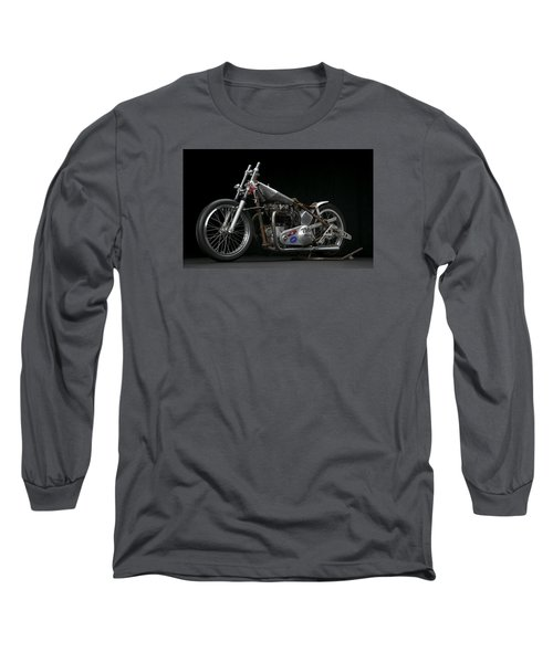 World's Fastest Vintage Triumph Long Sleeve T-Shirt