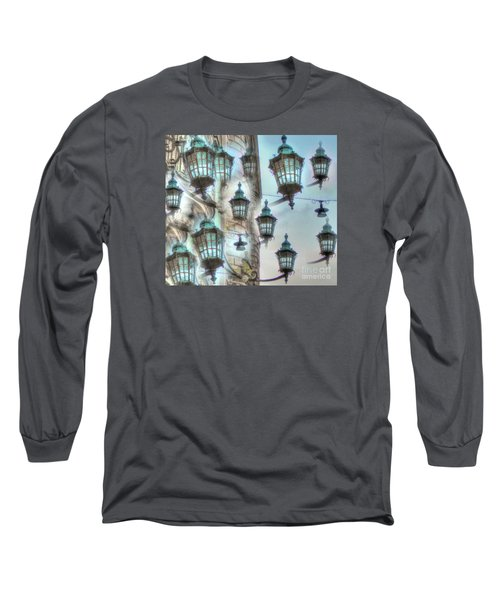 Yury Bashkin Light Long Sleeve T-Shirt