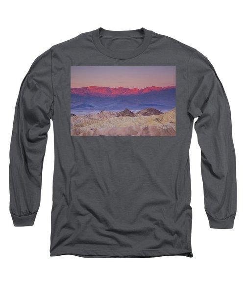 Zabriskie Sunrise Long Sleeve T-Shirt