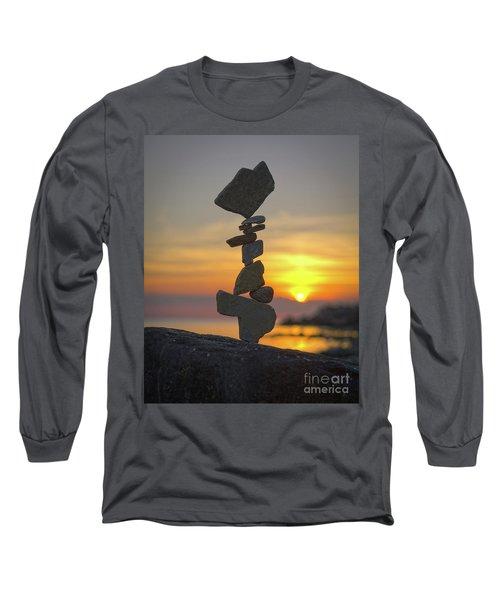 Zen. Long Sleeve T-Shirt