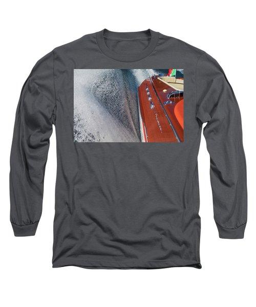 Aquarama Art Long Sleeve T-Shirt