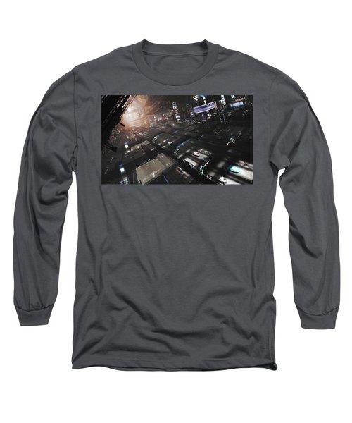 Sci Fi Long Sleeve T-Shirt