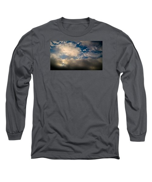 Untitled Long Sleeve T-Shirt by Carlee Ojeda