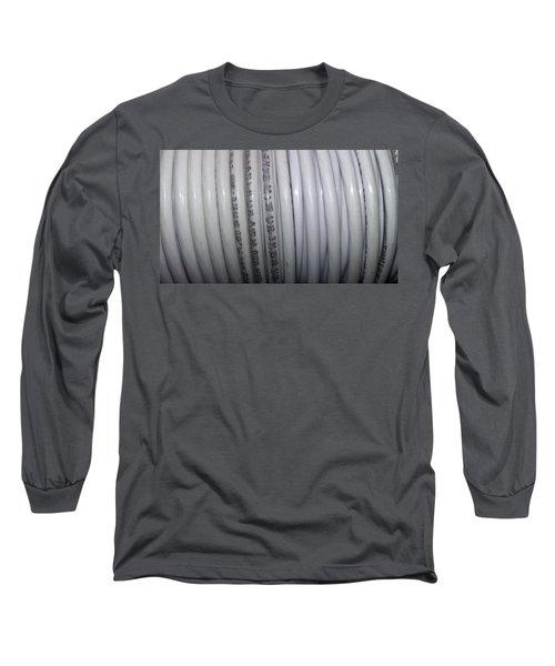 Close Up Long Sleeve T-Shirt
