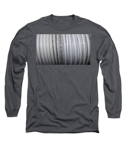 Close Up Long Sleeve T-Shirt