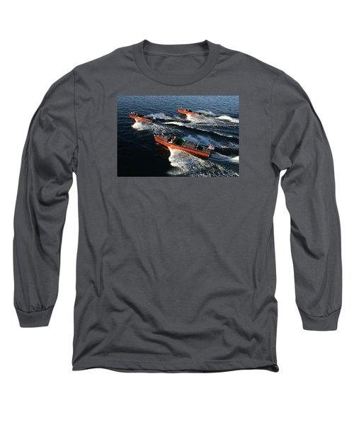 Magnificent Mahogany Long Sleeve T-Shirt
