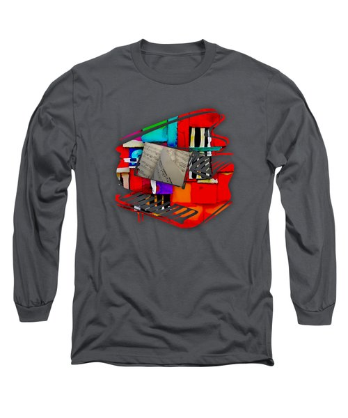 Piano Collection Long Sleeve T-Shirt