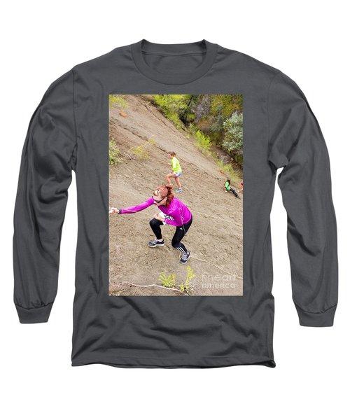 Pikes Peak Road Runners Fall Series Race Long Sleeve T-Shirt