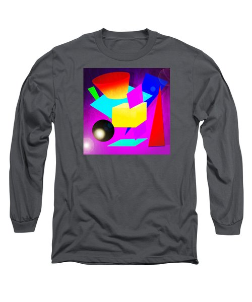 Long Sleeve T-Shirt featuring the photograph 110a by Timothy Bulone