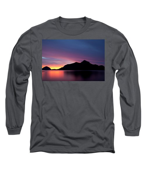1.1.11  Long Sleeve T-Shirt
