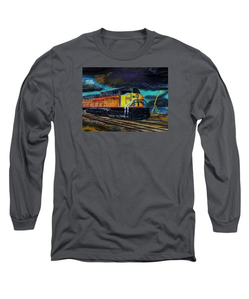 122415 East Bound Long Sleeve T-Shirt