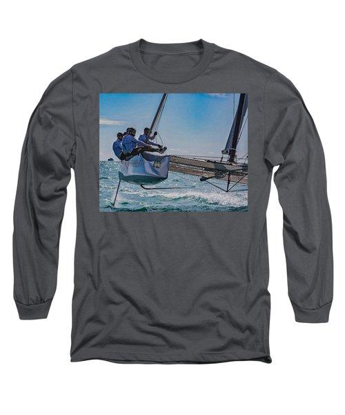Watercolors Long Sleeve T-Shirt