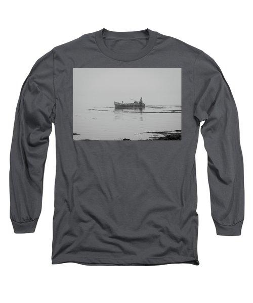 Down East Maine  Long Sleeve T-Shirt
