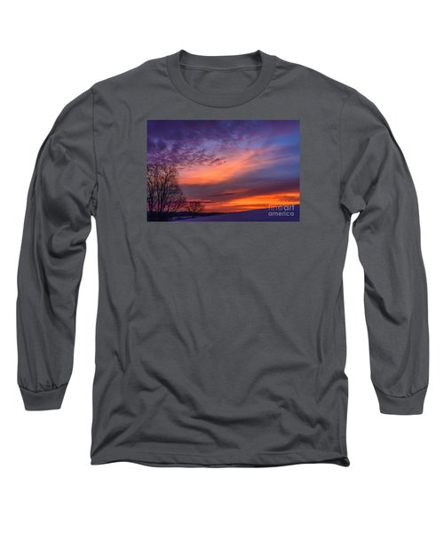 Dawn Of The Day Long Sleeve T-Shirt