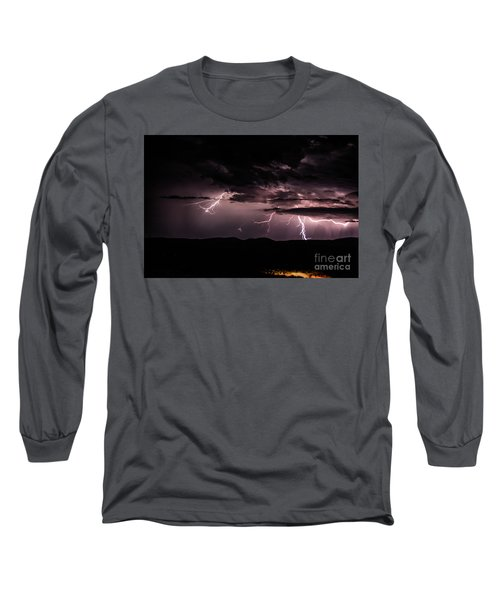 Lightning Long Sleeve T-Shirt