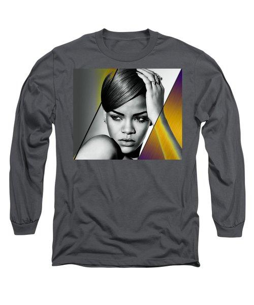 Rihanna Collection Long Sleeve T-Shirt