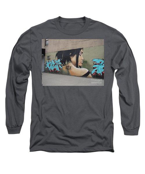 160 Dyckman Street  Long Sleeve T-Shirt