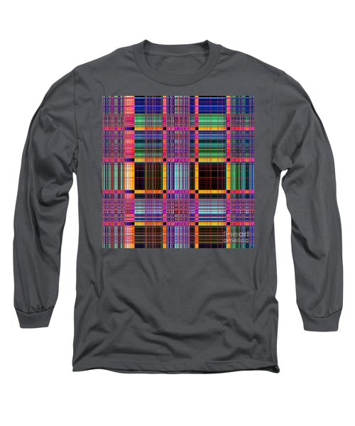 1672 Abstract Thought Long Sleeve T-Shirt