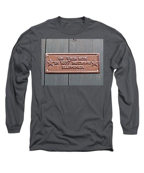 1897 Long Sleeve T-Shirt
