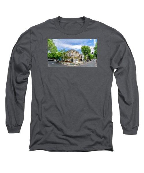 1899 Long Sleeve T-Shirt by Randy Scherkenbach