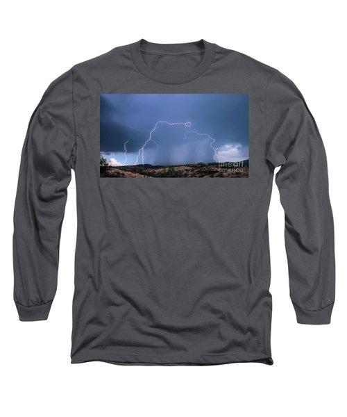 Lightning Long Sleeve T-Shirt