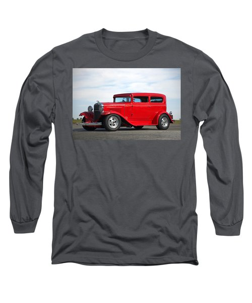 1930 Chevrolet Sedan Long Sleeve T-Shirt