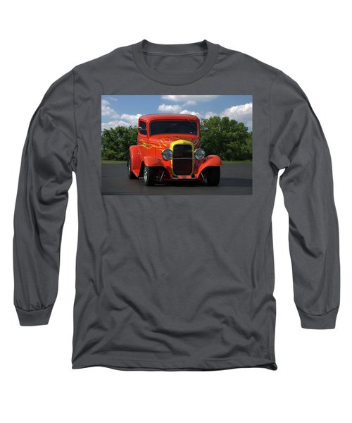 1932 Ford Lil Deuce Coupe Long Sleeve T-Shirt