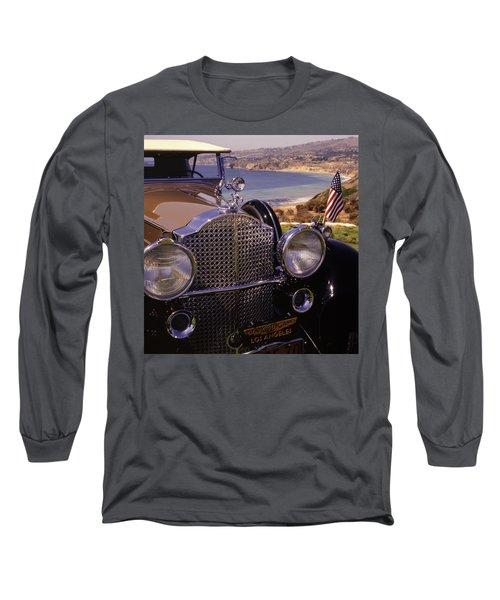 1932 Packard Phaeton Long Sleeve T-Shirt