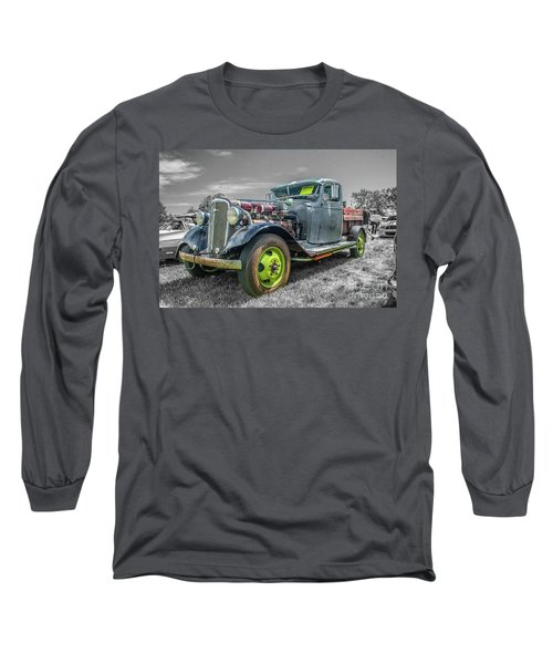 1936 Chevrolet Long Sleeve T-Shirt