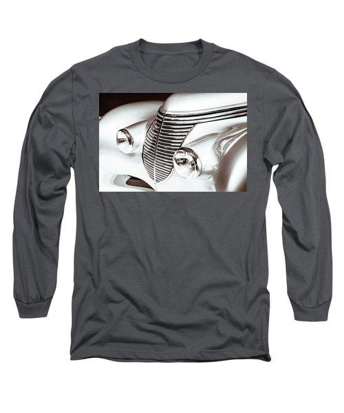 1938 Hispano-suiza H6b Xenia Front Long Sleeve T-Shirt by Wade Brooks